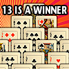 13 IS A WINNER! online game