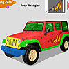 Car Coloring online game