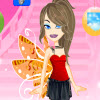 Girls Fly Dressup