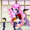 School Flirting Game online game