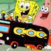 Spongebob Squarepants: Atlantic Squarepants Bus Rush online game