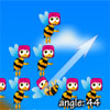 Bees Under Attack online game