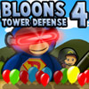 Bloons Tower Defense 4 online game