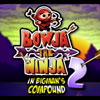 Bowja the Ninja 2 (Inside Bigmans Compound) online game