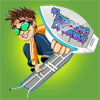 Extreme Ironing online game