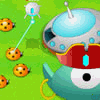 Aliens in the Garden online game