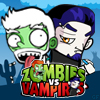 Zombies vs Vamp ...