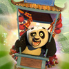 Kung Fu Panda World : Fireworks Cart Racing online game
