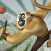 Kung Fu Panda World : Monkey Run online game