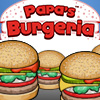 Papas Burgeria online game