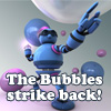 The bubbles strike back online game