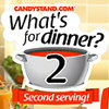 Whats For Dinner - Second Serving online game